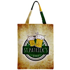 Irish St Patrick S Day Ireland Beer Classic Tote Bag by Simbadda