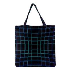 Abstract Adobe Photoshop Background Beautiful Grocery Tote Bag by Simbadda