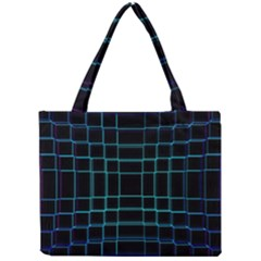 Abstract Adobe Photoshop Background Beautiful Mini Tote Bag by Simbadda