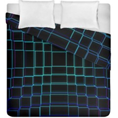 Abstract Adobe Photoshop Background Beautiful Duvet Cover Double Side (king Size) by Simbadda