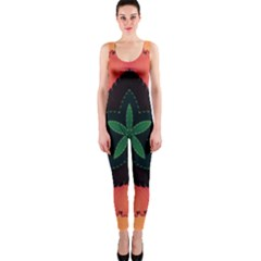 Fractal Flower OnePiece Catsuit