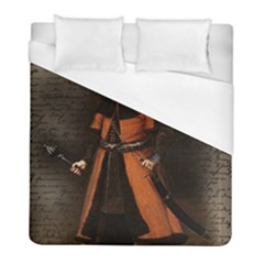 Count Vlad Dracula Duvet Cover (full/ Double Size) by Valentinaart