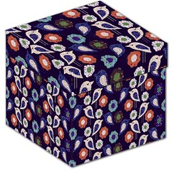 Cute Birds Pattern Storage Stool 12   by Simbadda