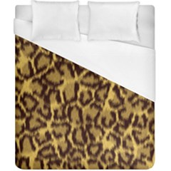 Seamless Animal Fur Pattern Duvet Cover (california King Size) by Simbadda