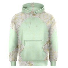 Seamless Abstract Background Pattern Men s Pullover Hoodie