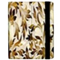 Floral Vintage Pattern Background Apple iPad 3/4 Flip Case View2
