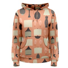 Lamps Women s Pullover Hoodie