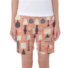 Lamps Women s Basketball Shorts by Alisyart