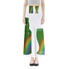 St  Patrick s Day Maxi Skirts by Valentinaart