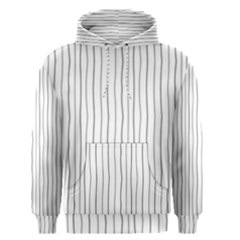 Hand Drawn Lines Pattern Men s Pullover Hoodie by TastefulDesigns