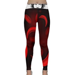 Sickle Cell Is Me Picsart 1482705574799 Classic Yoga Leggings