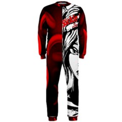 Sickle Cell Is Me Picsart 1482705574799 Onepiece Jumpsuit (men)