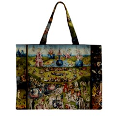 Hieronymus Bosch Garden Of Earthly Delights Mini Tote Bag by MasterpiecesOfArt
