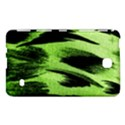 Green Tiger Background Fabric Animal Motifs Samsung Galaxy Tab 4 (8 ) Hardshell Case  View1