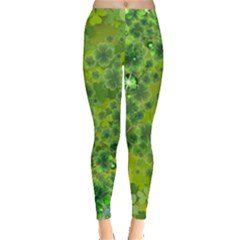 St Patricks Day Leggings  by PattyVilleDesigns