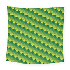 Dragon Scale Scales Pattern Square Tapestry (large) by Amaryn4rt