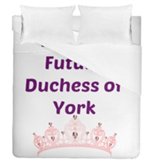 Harry s Duchess Duvet Cover Double Side (queen Size) by badwolf1988store