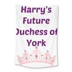 Harry s Duchess Small Tapestry by badwolf1988store