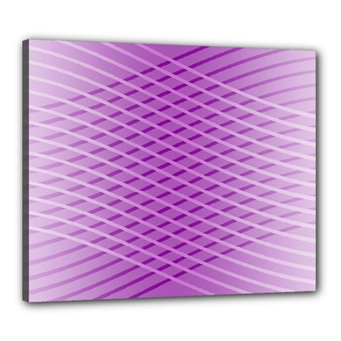 Abstract Lines Background Canvas 24  X 20