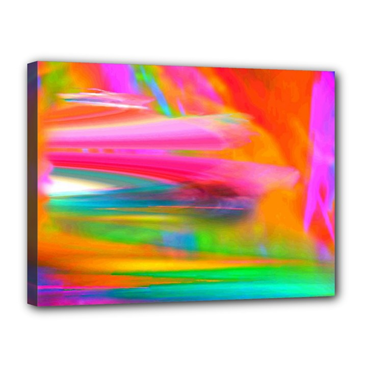 Abstract Illustration Nameless Fantasy Canvas 16  x 12