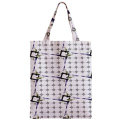 Fractal Design Pattern Zipper Classic Tote Bag by Amaryn4rt