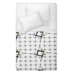 Fractal Design Pattern Duvet Cover (single Size) by Amaryn4rt
