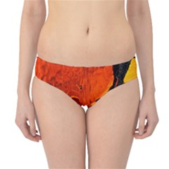 Colorful Glass Mosaic Art And Abstract Wall Background Hipster Bikini Bottoms by Amaryn4rt