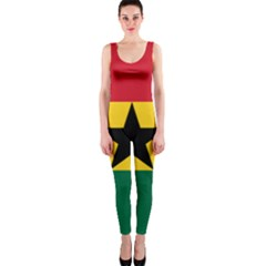 Flag Of Ghana Onepiece Catsuit by abbeyz71