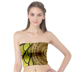 Kaleidoscope Dream Illusion Tube Top by Amaryn4rt