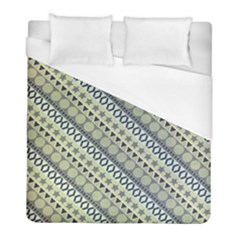 Abstract Seamless Pattern Duvet Cover (full/ Double Size) by Amaryn4rt