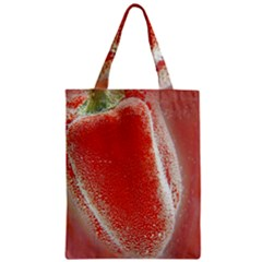 Red Pepper And Bubbles Classic Tote Bag by Amaryn4rt