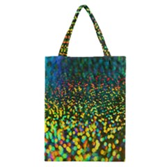 Construction Paper Iridescent Classic Tote Bag by Amaryn4rt
