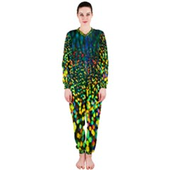 Construction Paper Iridescent Onepiece Jumpsuit (ladies)  by Amaryn4rt