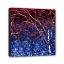 Autumn Fractal Forest Background Mini Canvas 6  x 6  View1