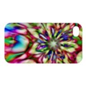 Magic Fractal Flower Multicolored Apple iPhone 4/4S Hardshell Case View1