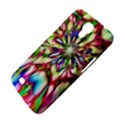 Magic Fractal Flower Multicolored Samsung Galaxy Mega 6.3  I9200 Hardshell Case View4