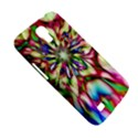 Magic Fractal Flower Multicolored Samsung Galaxy Mega 6.3  I9200 Hardshell Case View5
