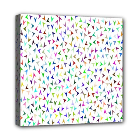 Pointer Direction Arrows Navigation Mini Canvas 8  X 8  by Amaryn4rt