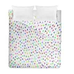 Pointer Direction Arrows Navigation Duvet Cover Double Side (full/ Double Size) by Amaryn4rt