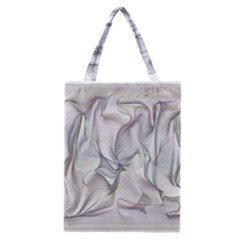Abstract Background Chromatic Classic Tote Bag