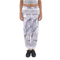 Abstract Background Chromatic Women s Jogger Sweatpants