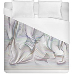 Abstract Background Chromatic Duvet Cover (king Size)