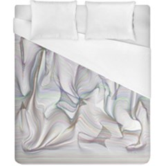Abstract Background Chromatic Duvet Cover (california King Size)