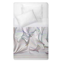 Abstract Background Chromatic Duvet Cover (single Size) by Amaryn4rt