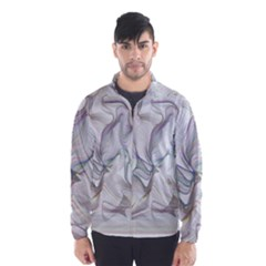 Abstract Background Chromatic Wind Breaker (men)