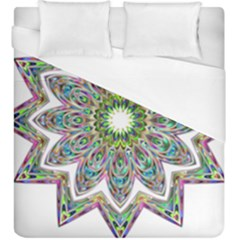 Decorative Ornamental Design Duvet Cover (king Size) by Amaryn4rt