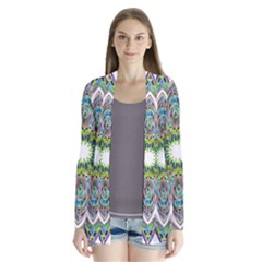 Decorative Ornamental Design Cardigans