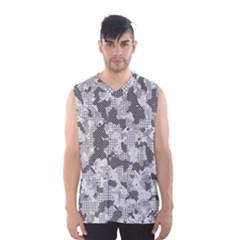 Camouflage Patterns  Men s Basketball Tank Top