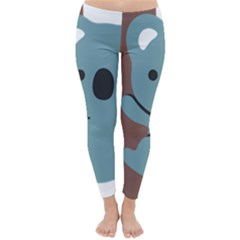 Animal Koala Classic Winter Leggings