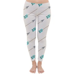 Arrow Quilt Classic Winter Leggings